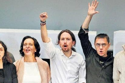 """Las facturas de Monedero y las mamandurrias de Errejón no son más que """"anécdotas"""" sin importancia para Podemos"""