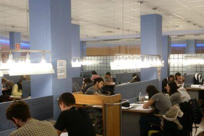 Una docena de bibliotecas de la Comunidad de Madrid amplían su horario por los exámenes