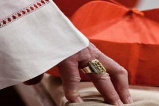"""El Papa advierte a los futuros cardenales que """"lo mundano aturde más que el aguardiente en ayunas"""""""