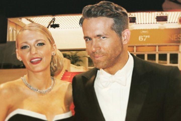 Blake Lively y Ryan Reynolds ya son papás