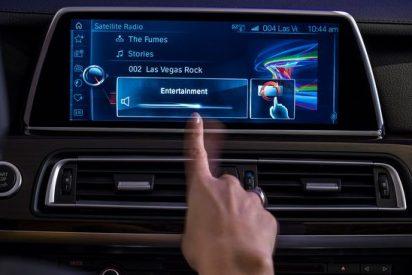 Llegan las pantallas gestuales de la mano de Volkswagen y BMW
