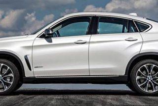 BMW X6 2015, el triunfo del sub-nicho