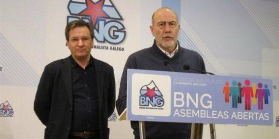 """El BNG denunciará las """"abusivas"""" condiciones de adhesión a la Sociedad Gallega de Medio Ambiente"""