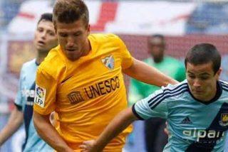 El futbolista del Málaga tiene varias oferas de equipos grandes de Europa