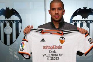 El Valencia 'estrenará' camiseta ante el Real Madrid