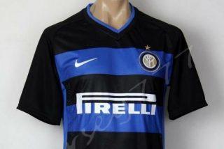 El Inter 'enfurece' tras hacerle la misma camiseta que el Barcelona