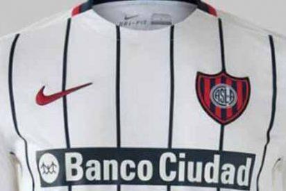 El San Lorenzo soprende con sus nuevas camisetas