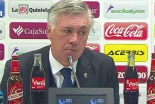 """Carlo Ancelotti: """"Cristiano Ronaldo no tiene que recuperar nada"""""""