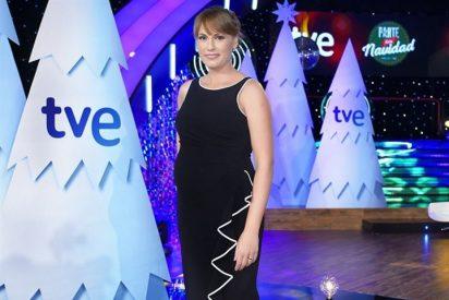 """Carolina Casado: """"Al 2015 le pido que Valentina venga estupendamente"""""""