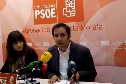 """César Ramos (PSOE): """"Rajoy está robando a Extremadura"""""""