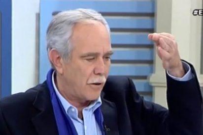 """Henares ironiza sobre el pastizal de Monedero: """"¡No me extraña que Lomana lo lleve a su casa! ¡Lo querrá de novio!"""""""