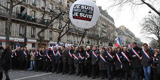 """París """"Capital mundial contra el terrorismo"""""""