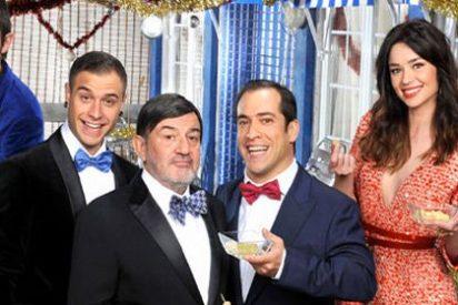 """En Telecinco dieron las campanadas al grito de """"¡Claro que podemos!"""""""