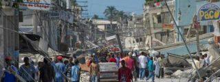 Un potente terremoto de 7,2 grados Richter sacude Haití y provoca un reguero de muerte y destrucción