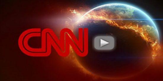 La 'tostona' grabación secreta que piensa emitir la CNN... ¡el día del fin del mundo!