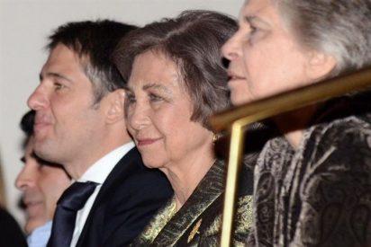 La Reina Sofía, apoyo incondicional a la música en el concierto de Raphael