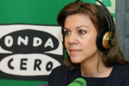 """Cospedal: """"Aznar nunca se fue y cuando ha querido estar, ha estado siempre"""""""