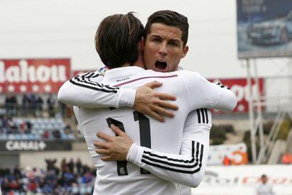 Cristiano Ronaldo recupera la pegada y hace campeón de invierno al Real Madrid