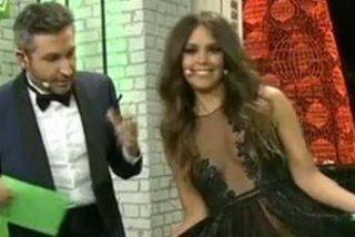 Presentará su programa con el polémico vestido de Cristina Pedroche
