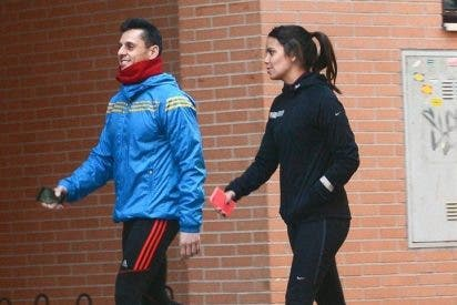Cristina Pedroche se pone en forma
