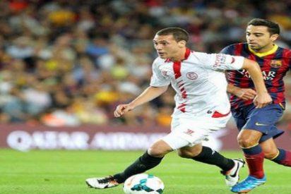 ¡No jugará más en el Sevilla esta temporada!