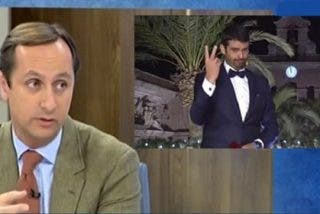 """Carlos Cuesta: """"Canal Sur, 50 millones en personal... pero a Susana Díaz no le faltan micrófonos"""""""