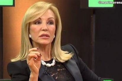 """Lomana, mutada en musa """"pija"""" de Monedero, se enfrenta al polígrafo"""