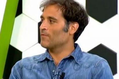 """A David Sánchez no le gusta 'La Goleada': """"No entiendo estos programas tan frikis que hacemos, cada vez que palma el Madrid no hablamos de fútbol"""""""