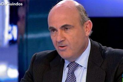 Luis de Guindos admite ahora que el rescate a la banca se pagará con dinero público
