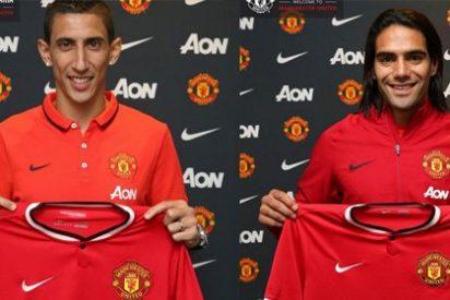 Mourinho pudo haber juntado a Di María y Falcao