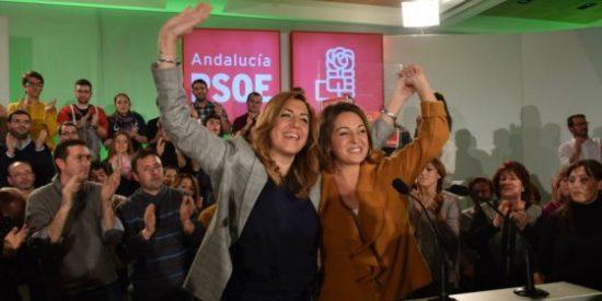 """Susana Díaz (PSOE): """"Este será un buen año para Andalucía y para el empleo"""""""