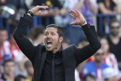 La condición de 'Cholo' para continuar en el Atlético