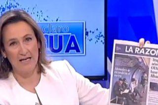 Isabel Durán pone calentito al frescales y trolero de Monedero