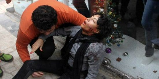 [Vídeo] Así matan de un balazo en la cabeza a Shaima, la nueva mártir del sangriento Egipto