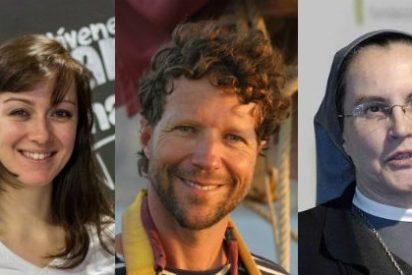 Un trío de ases en emprendimiento social