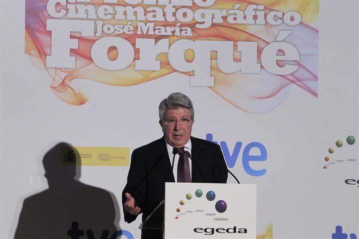Este lunes se celebra la entrega de los Premios José María Forqué