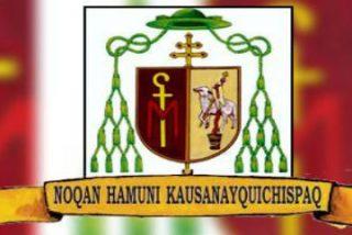 Iconografía incaica e idioma quechua en el escudo del nuevo arzobispo del Cusco