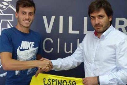 Un ex del Barcelona cambia Villarreal el por el Almería