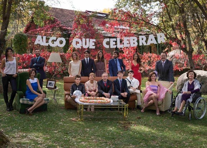 'Algo que celebrar', la nueva apuesta de Antena 3