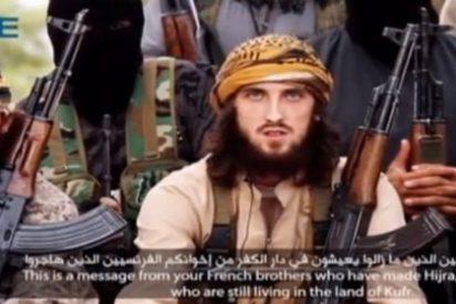 El vídeo en el que unos enloquecidos yihadistas avisaban de que iban a atentar en Francia