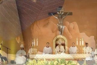 """La última misa del Papa en Filipinas: """"El principal país católico de Asia es un don de Dios y una bendición"""""""
