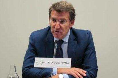 Núñez Feijóo anuncia un nuevo contrato de los servicios de telecomunicaciones por 32,3 millones de euros