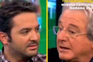 "Jorge D'Alessandro no se entiende con Carles Fité: ""¿Eres periodista de dónde, de Etiopía o que?"""