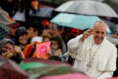 Siete imágenes de la evangelización en el Papa Francisco