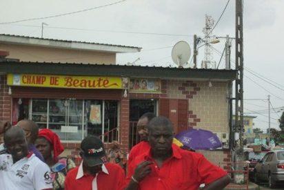 Infelices fiestas para los sin papeles en Gabón