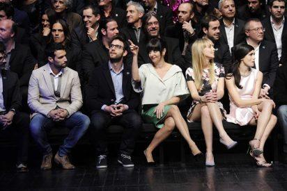 Nervios y diversión en la fiesta por los nominados a los Goya 2015