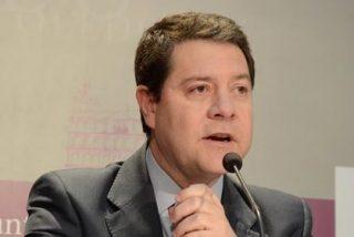 """García-Page espera que """"se pueda corregir el penoso dato del incumplimiento de Cospedal"""" sobre el déficit"""