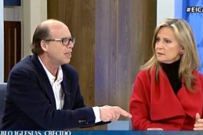 """San Sebastián tapa la boca a Jaime González tras quejarse de los insultos de Pablo Iglesias: """"¡Pues haberte ido cuando te insultó como hemos hecho otros!"""""""