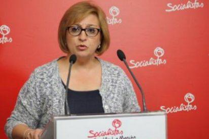 """Guadalupe Marín (PSOE): """"El Gobierno de Cospedal es el más insolidario de Europa"""""""