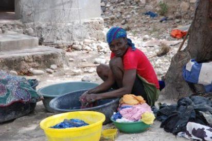 """""""Francisco lleva siempre en su corazón los sufrimientos y las esperanzas del pueblo de Haití"""""""